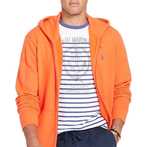 Polo Ralph Lauren Men's Atlantic Terry Long Sleeve Full Zip Hoodie - Ralp Polo