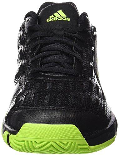 2 negro Scarpe Uomo Adidas Verde Seliso Tennis negbas Court Da Multicolore Barricade Hiemet 1q4f4B