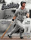 Ben Zobrist Signed Tampa Bay Rays Eastbay January 2012 Magazine/Catalog 8x10 size - Autographed MLB Photos offers