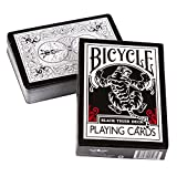 Best Bicycle Cards - Bicycle Black Tiger Playing Cards by Ellusionist Finish Review