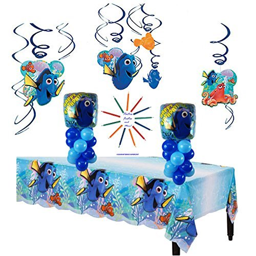 Finding Dory Deluxe Decoration Kit