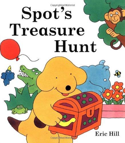 Download Spot's Treasure Hunt pdf epub