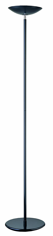 Aluminor ZENITH1 N Stehlampe, Halogen, 330 W, R7s, Schwarz