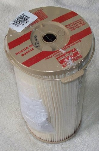 Racor 2020PM 2020 30 Micron Diesel Fuel Filter QTY (Turbine Diesel Fuel Filter)