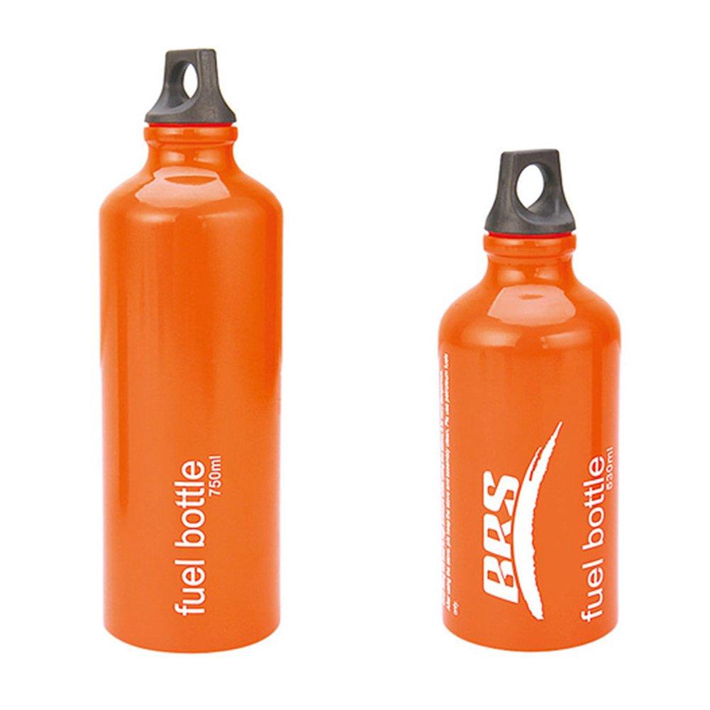 Meiyiu Outdoor Kerosene Diesel Gasoline Camping Bottle of Alcohol Liquid Gas Storage Kettle 530ML