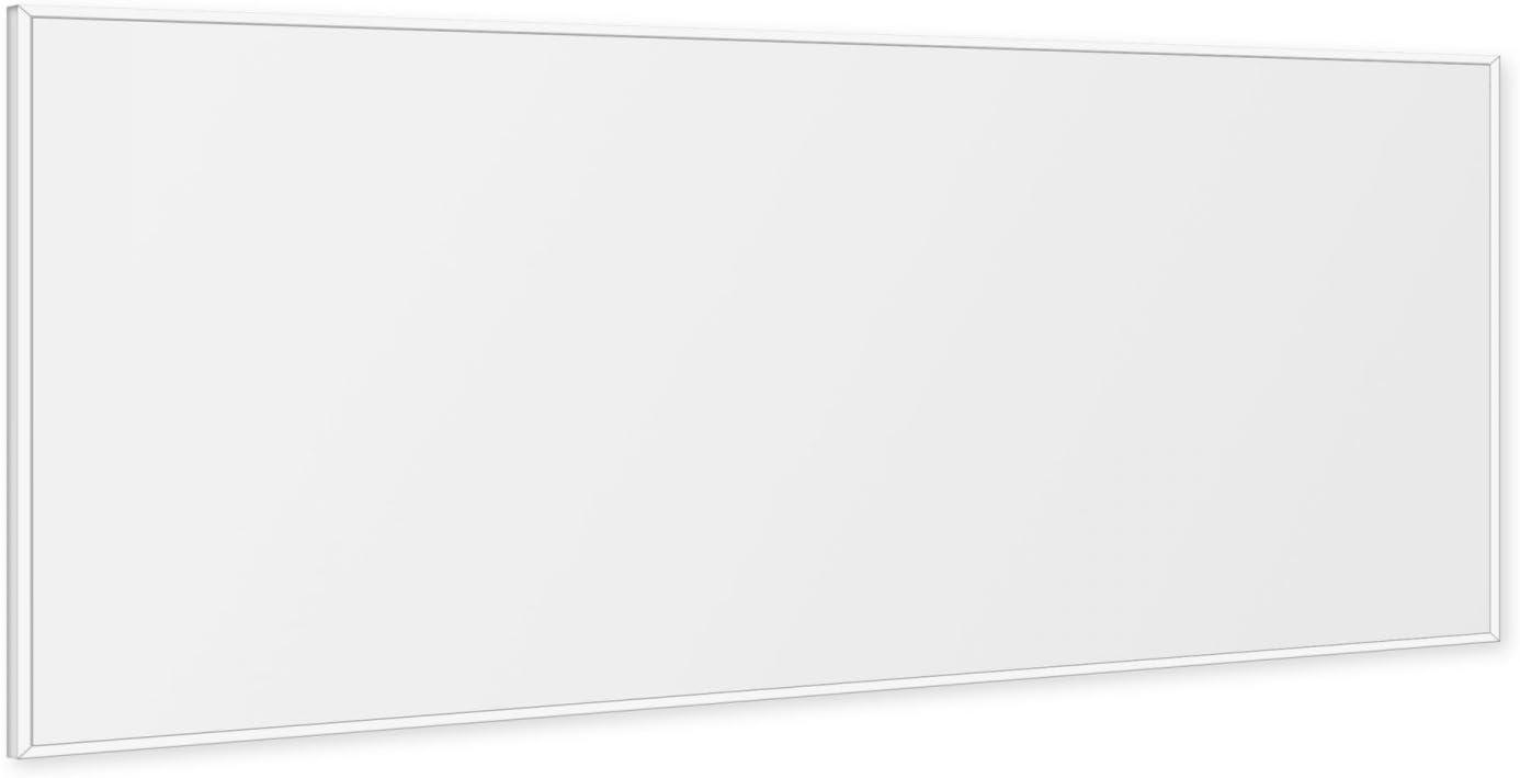 Viesta Chauffage infrarouge 230V F1200 1200W panneau chauffant avec cadre radiateur mural ultra plat