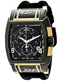 Invicta Men's 12783 S1 Rally Analog Display Swiss Quartz Black Watch