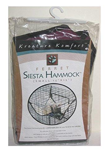 Kreature Comfort Ferret Siesta Hammock - Size Small 15 x (Caddis Bed)