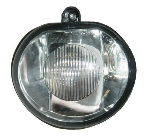 OE Replacement Dodge Durango Driver/Passenger Side Fog Light Assembly (Partslink Number (Durango Driver)