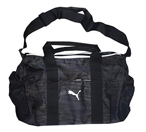 4a0a77737f PUMA Rhythm Sport Duffel Bag (Black) - Buy Online in Oman.