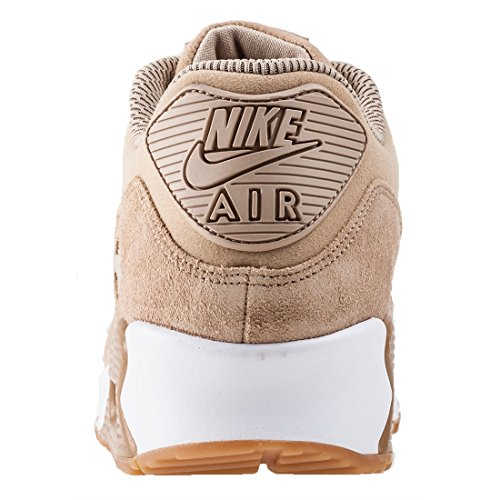 Nike Air Max 90 Se, Chaussures de Gymnastique Femme Beige