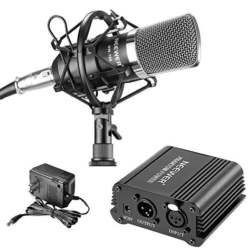 Neewer Microphone Phantom Power kit