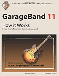 GarageBand 11 - How it Works: A new type of manual - the visual approach (Graphically Enhanced Manuals)