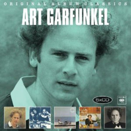 5cd Original Album Classics (The Best Of Art Garfunkel Cd)