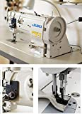 Juki DNU-1541S Industrial Sewing w/Safety Mechanism DNU 1541 Walking Foot Needle Feed,servo