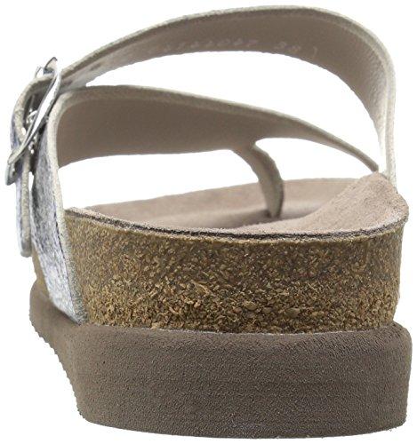 Mephisto HELEN ETNA 7103 GREY P5046230 - Sandalias de cuero para mujer Multi
