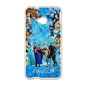frozen Phone Case for HTC One M7