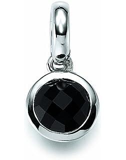 890192 Viventy Anh/änger Medaillon Herz Silber Zirkonia