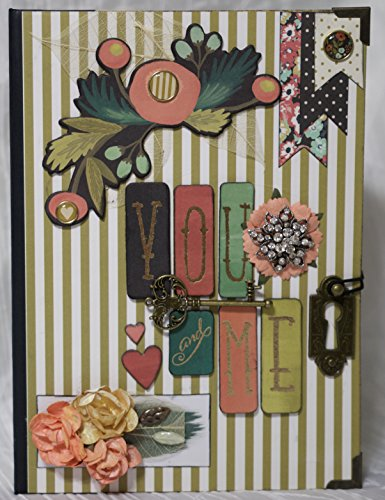 You and Me Photo Album by Kut & Kreate with Paper