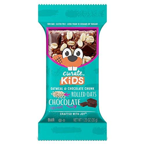 Vicaire enfants sans Gluten snack-bars, gruau & morceaux de chocolat, 20 comte, 1,23 oz