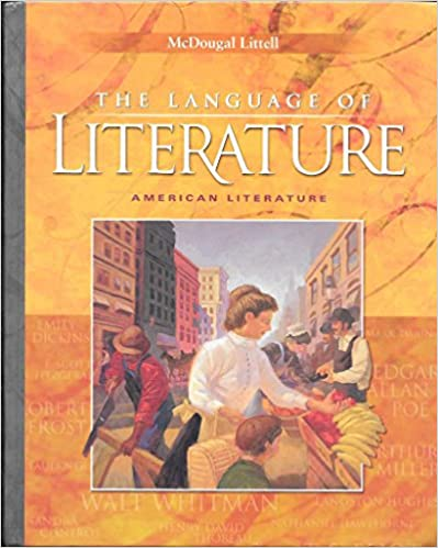 Language of literature american literature mcdougal littel language of literature american literature edition unstated edition fandeluxe Gallery
