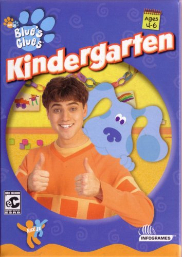BLUES CLUES KINDERGARTEN DVDBX