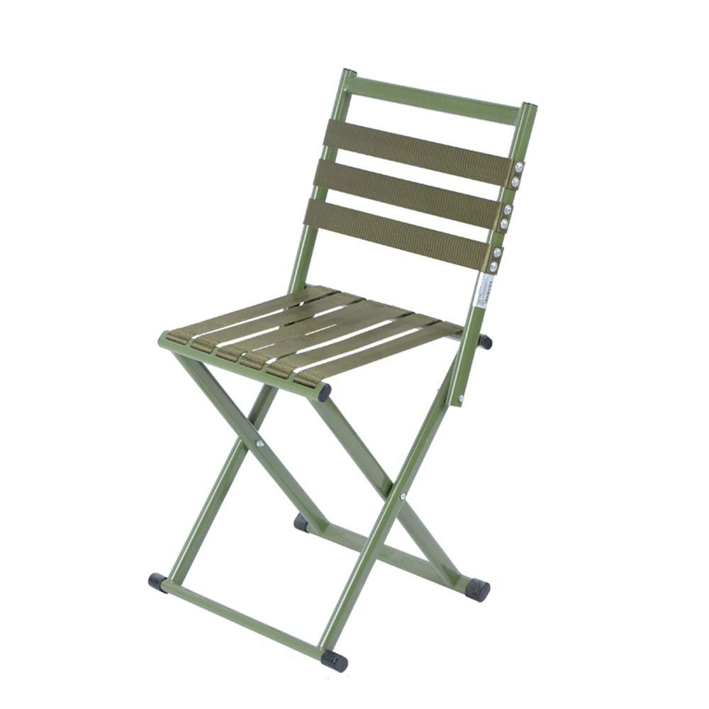 Folding Chair Folding Stool Folding Portable Outdoor Fishing Chair-C