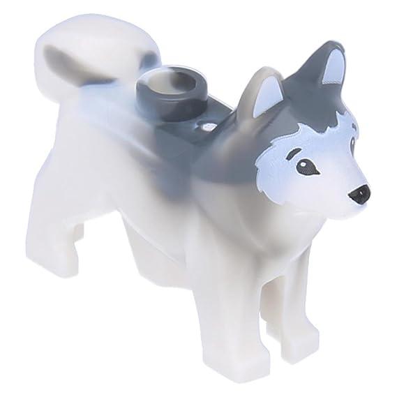 Lego City Schäferhund Hund Tier NEU Polizeihund