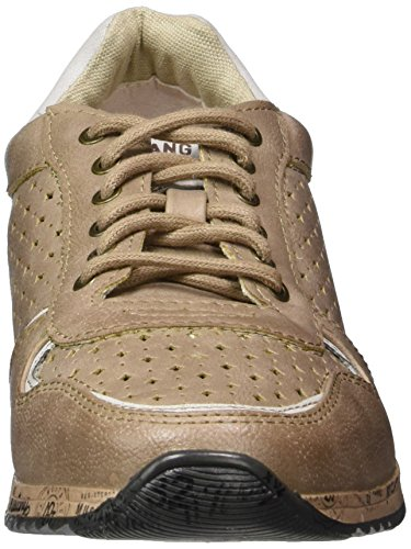 Mustang 304 Braun Natur 33 Trainers Women's 1226 Brown aaqrwg5