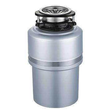 FMTMY Triturador De Desperdicios Para Fregadero,Triturador De Basura,Basura  Para Cocina De Con Interruptor Para Aire,Trituradora De Basura Para La Pila  Con ...