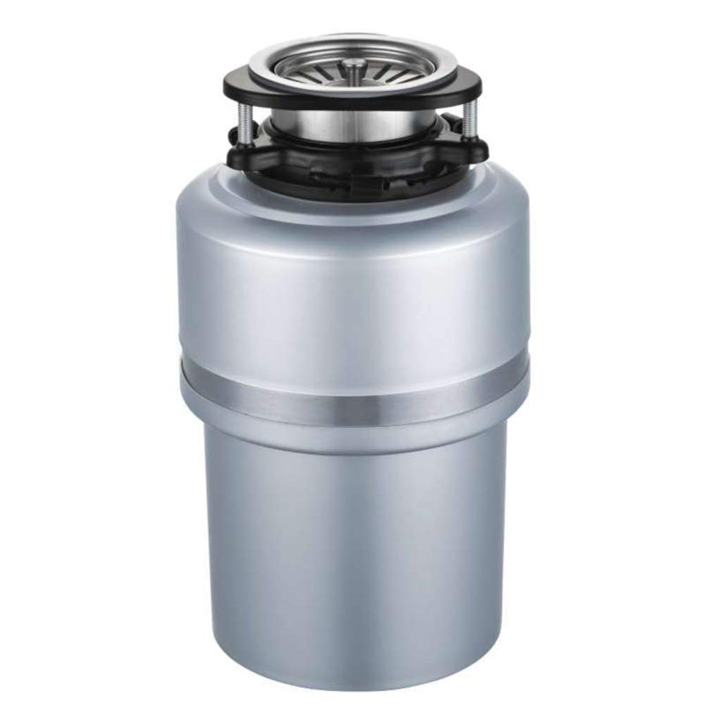 FMTMY Garbage Disposals,Household,Sink Food Waste Disposer Horsepower with Exclusive Silencer Technology Automatic Garbage Grinder
