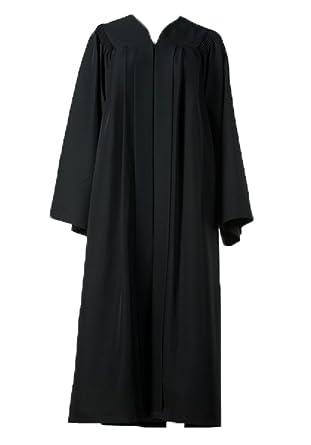 Amazoncom Jostens Black Graduation Gown Clothing