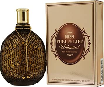Amazoncom Diesel Fuel For Life Unlimited By Diesel For Women Eau