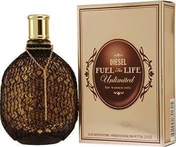 Diesel Fuel For Life Unlimited Eau De Parfum Spray 75 Ml Amazonde