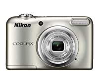 Nikon Coolpix A10 Digital Camera with 32GB Card + Batteries and Bundle from Nikon