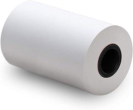 2 1 4 X 50 50 Rolls Bpa Free Thermal Receipt Paper Roll For Verifone Vx520 Vx670 Vx680 Vx690 Clover Flex Ingenico Ict220 Ict250