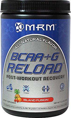 BCAA + G Reload Island Fusion MRM (Metabolic Response Modifiers) 330 g Powder