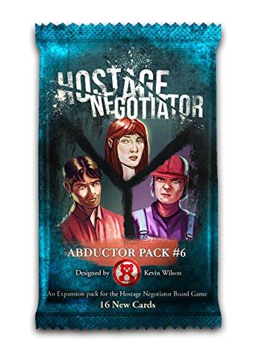 Hostage Negotiator: Abductor Pack #6 (Hostage Negotiator Board Game)