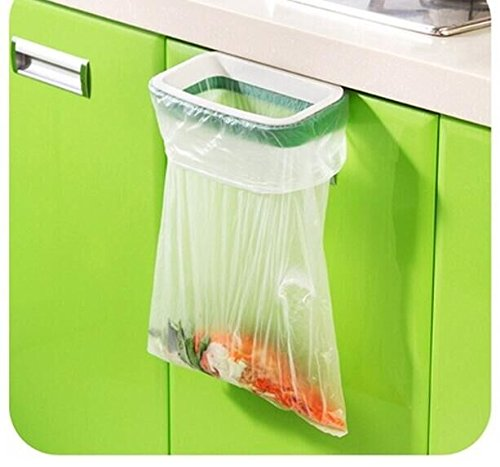 Drhob 1pcs Practical Kitchen Garbage Bag Plastic Bracket