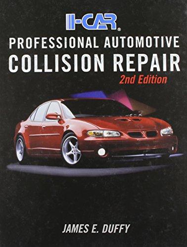 I-car Professional Automotive Collision Repair Textbook + Workbook