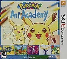 Pokemon Art Academy - 3DS [Digital Code]