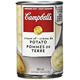 Campbell's Cream of Potato Soup, 284ml, 12-Count