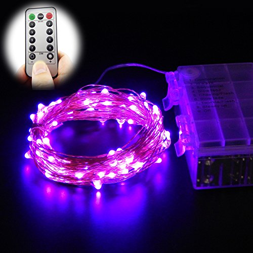 Wireless 60 Led String Lights