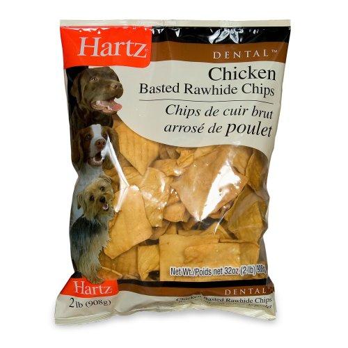 Hartz Rawhide Chips (Hartz Rawhide Chips, Chicken, 32 Ounce)