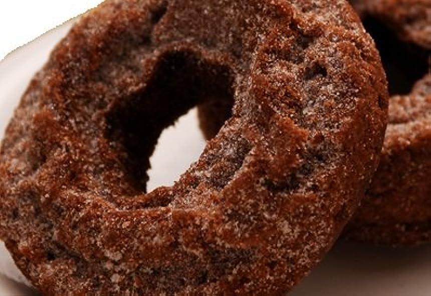 受益者バンドゴム熊本土産 寄付つき 黒糖ドーナツ棒 くまモン火の国パッケージ