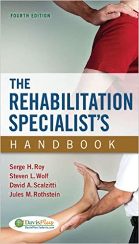 The Rehabilitation Specialist's Handbook
