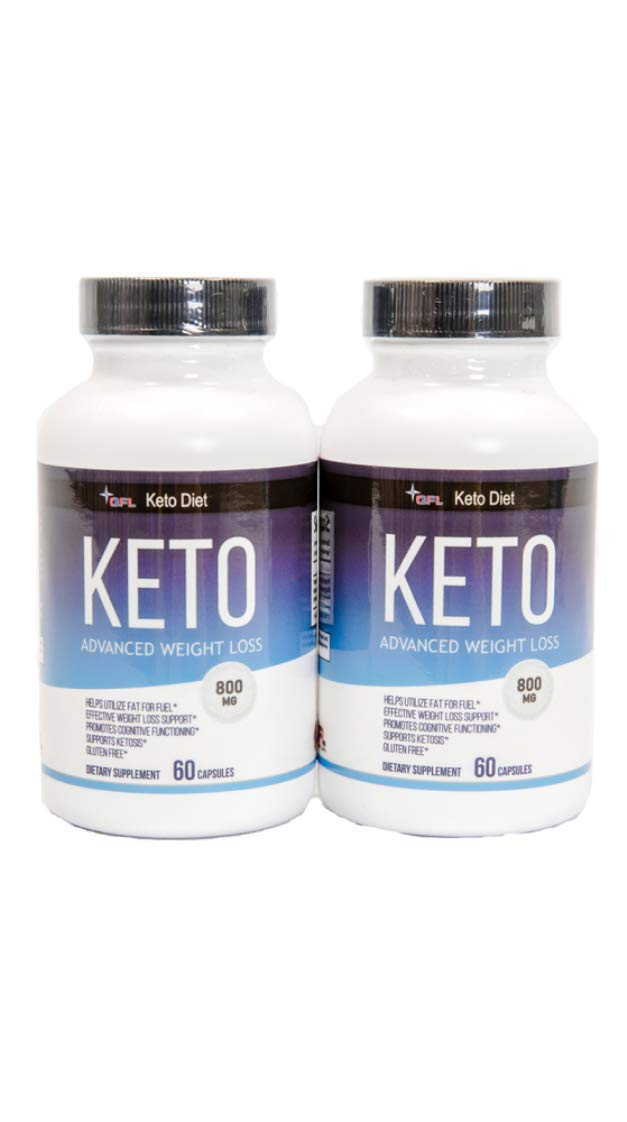 Qfl Keto Trim Fast Pure Keto Highest Potency Fast Action Carb Blocker Made In Us 2