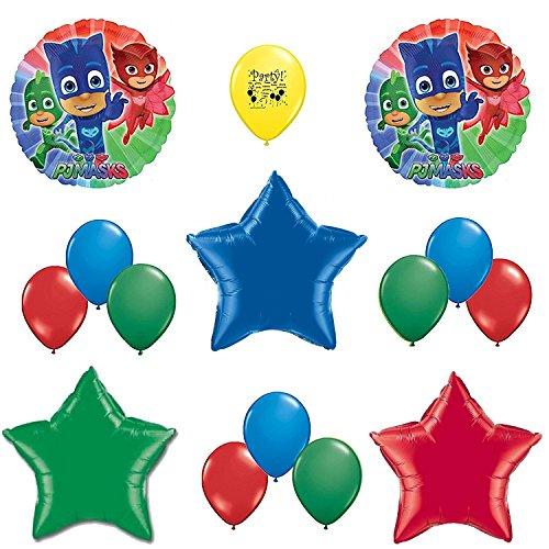 PJ Mask Birthday Party Balloon Decoration Kit