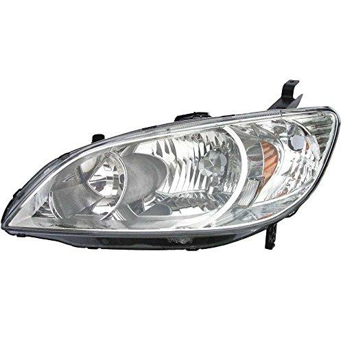 05 civic headlight assembly - 8