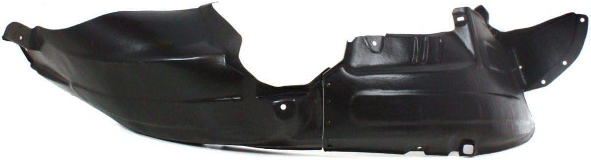 New Front Left Driver Side Fender Liner For 2006-2014 Kia Sedona And 2007-2008 Hyundai Entourage KI1250115
